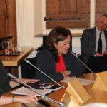 Els van Maurik spreekt in tijdens GemeenteraadInspreken Gemeenteraad 2019
